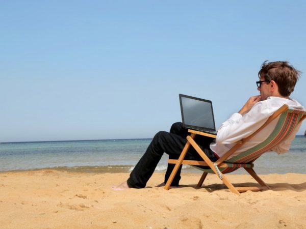 Поиск работы летом может разочаровать